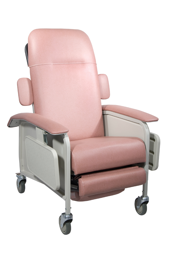 3 Position Clinical Care Recliner